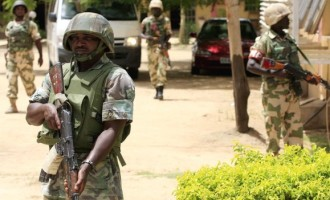 Military alleges 'genocide' campaign plot