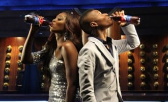 Tiwa, Wizkid hooked on Pepsi again, at least for another 5 years