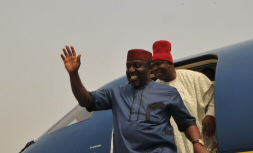 Okorocha asks pensioners to forfeit majority of their dues and sign that they've collected all