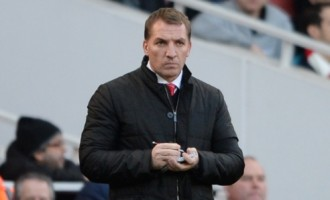 Liverpool boss, Rodgers, concedes title to City