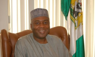 Saraki disowns campaign posters