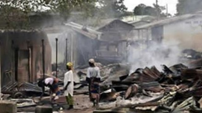 73 killed, 50 villages burnt as Taraba boils again