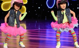 Zony and Yony Perform on the Ellen Show