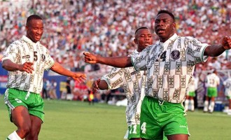 Five Nigerian goal celebrations the Super Eagles can imitate