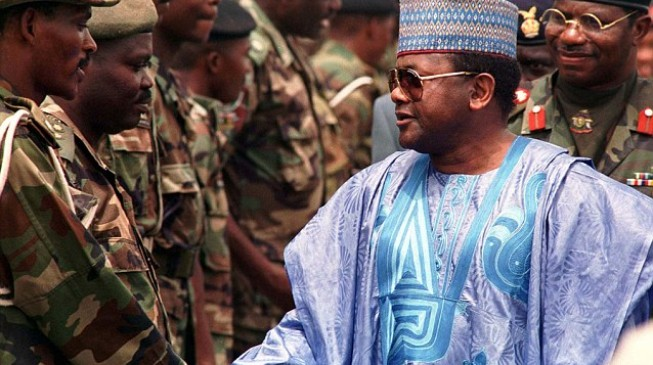 The day Sani Abacha died!