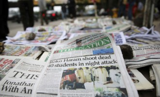 Editors condemn seizure of newspapers