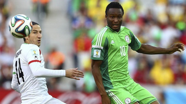 Mikel: Bonus row won't affect us against France