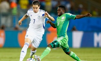 Babatunde out of World Cup, undergoes successful surgery