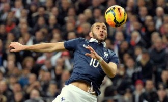 Benzema, Deschamps expect tough clash against Eagles