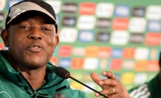 Keshi:  Victory over Bosnia for Africa