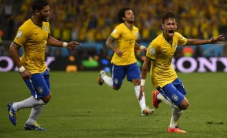 Neymar's brace rescues Brazil in World Cup opener