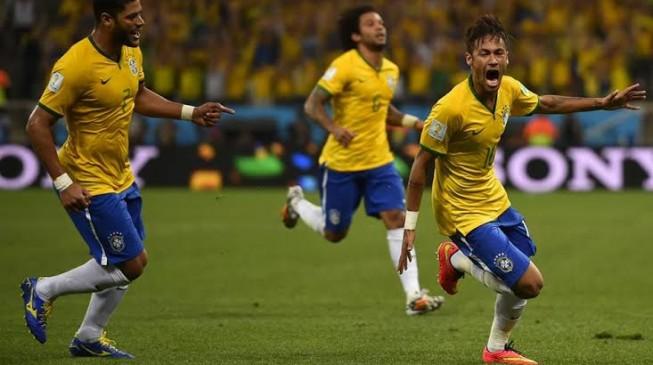 Neymar's brace rescues Brazil in World Cup opener