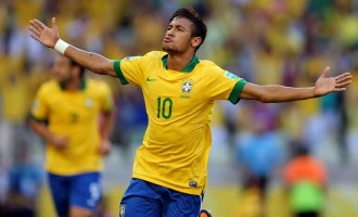COUNTDOWN 1: Neymar the protagonist, Brazil the favourites