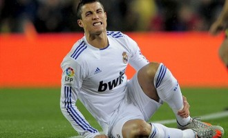 Ghanaian witch doctor says Ronaldo injury 'spiritual'