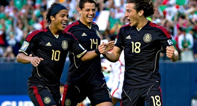 COUNTDOWN 2: Chicarito forgets club woes for Mexico