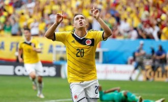 Colombia knockout favourites after 2-1 defeat of Cote d'Ivoire