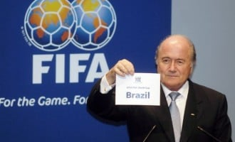 How much is Brazil spending on the World Cup?