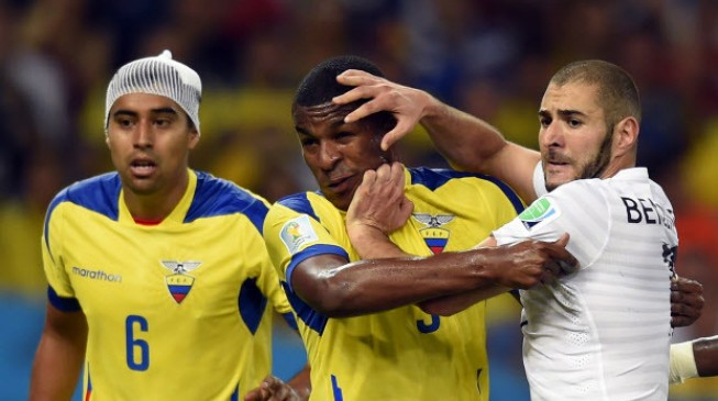 France to meet Nigeria after goalless Ecuador draw
