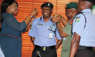 Frank Mba now assistant commissioner of police