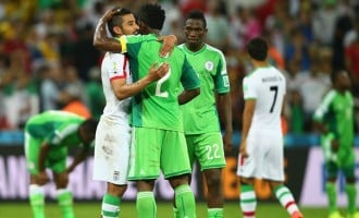 Nigeria, Iran play World Cup's first goalless game