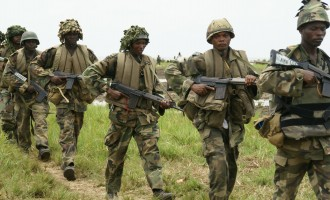Soldiers arrest 'accomplice' in Chibok abduction