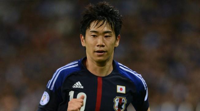 COUNTDOWN 9: Japan's hopes rest on Honda and Kagawa