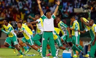 Keshi ready for tough US test
