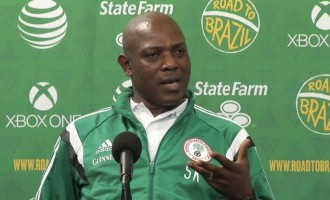 NFF could appoint caretaker coach 'just in case…'