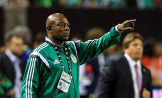 Pinnick: Keshi was sacked to remain a hero