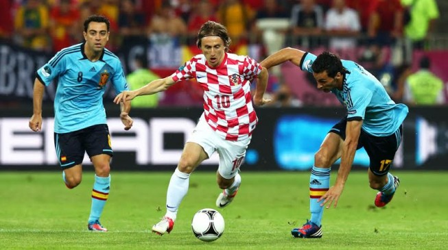 COUNTDOWN 3: Modric looking to emulate France '98 feat