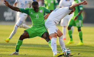 Keshi concedes Eagles need to improve