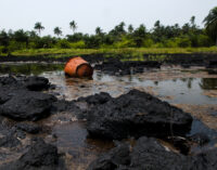 'Nine years after UNEP report, there's still no clean-up of Ogoniland'