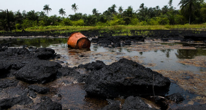 Nigeria records 4,919 oil spills in six years, says minister
