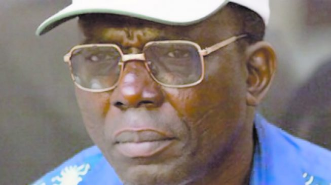 Ex-Super Eagles coach Onigbinde, wife divorce after 30 years of marriage