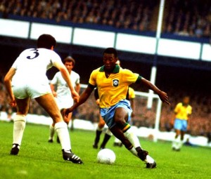 The magic of Pele at the 1970 World Cup