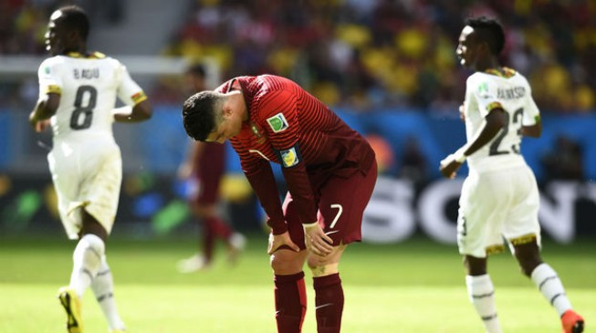 Portugal defeat Ghana, but both crash out of World Cup