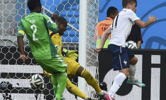 7 reasons why Nigeria lost to France