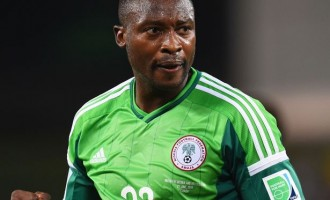 I'm blessed to be here, says Ameobi