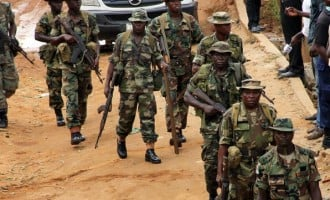 Troops  gun down 11 insurgents in Borno ambush