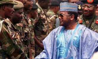FLASHBACK: When Yakassai, Brigadier Abba Kyari tackled Ekwueme over Abacha's self-succession