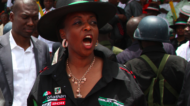 Funds 'stolen' by Diezani 'can build six world-class airports'