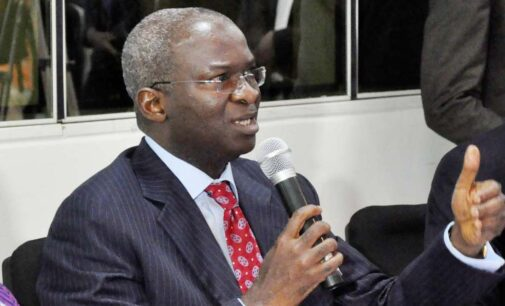Fashola: Electorate to blame for bad governance