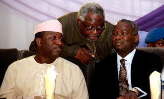 Fashola cries foul over Fayemi's defeat