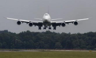 Plane leaving Nigeria for Gabon goes missing