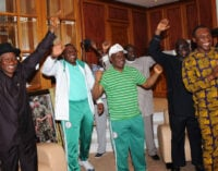 Jonathan sure of Eagles' qualification for second round