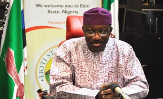 My N2.5 billion Ekiti residence the cheapest government house in Nigeria, says Fayemi