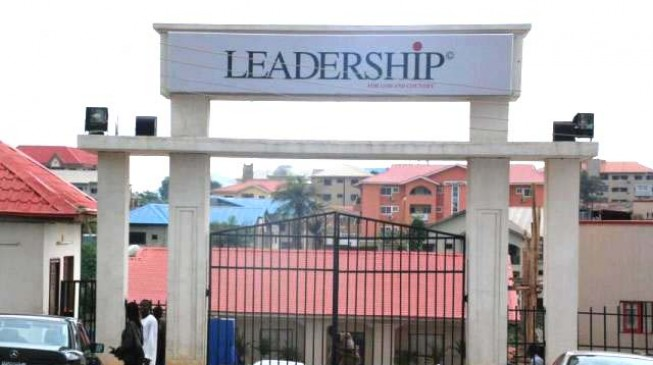 UPDATED: Copies of Daily Trust, Leadership seized but military denies wrongdoing
