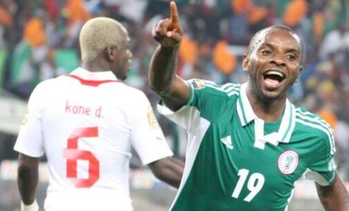 Nations Cup hero Mba not going to Brazil 2014