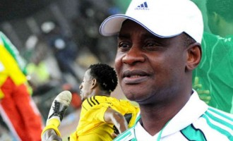 NFF Drama: Maigari is president – no, yes!