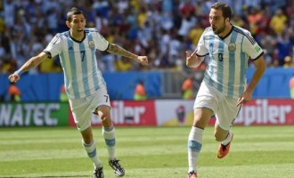 Argentina beat Belgium to qualify for first semis in 24 years